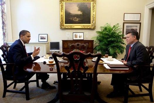 Jordan King Obama